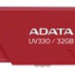 ADATA TECHNO AUV330-32G-RRD 32GB UV330 USB 3.1 RED