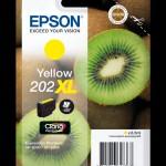 EPSON C13T02H44010 SINGLEPACK YELLOW 202XL CLARIA PREMIUM INK