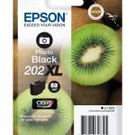 EPSON C13T02H14010 SINGLEPACK PHOTO BLACK 202XL CLARIA PREMIUM INK
