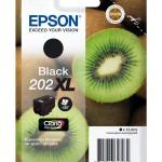 EPSON C13T02G14010 CARTUCCIA NERO 202XL KIWI