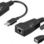 PURELINK PA-C351 USB 2.0 CAT.5 EXTENDER 100M UTP  1 PORT
