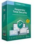 KS - KASPERS KL1949T5BFS KASPERSKY TOTAL SECURITY 2 USER 2DEVICE  1 YR FULL
