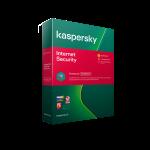 KS - KASPERS KL1939T5CFS-20SLIM KASPERSKY INTERNET SECURITY 2020 3 USER 1 YEAR