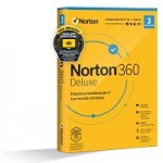 SY - SYMANTE 21397693 NORTON 360 DELUXE 2020 - 3 DEVICE 1 YEAR- 25GB