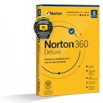 SY - SYMANTE 21397535 NORTON 360 DELUXE 2020 - 5 DEVICE 1 YEAR - 50GB