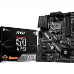 MSI X570-A PRO MSI MB X570-A PRO