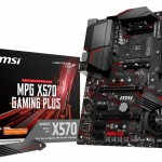 MSI MPG X570 GAMING PLUS MSI MB MPG X570 GAMING PLUS