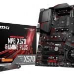 MSI COMPONEN MPG X570 GAMING PLUS MSI MB MPG X570 GAMING PLUS