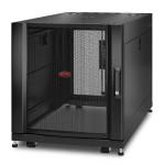 APC AR3103 NETSHELTER SX 12U  600MM X 1070MM W/ SIDES BLACK
