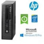 HP REFURBISH 7973130920100 HP REFURBISHED 600 G2 I3-6100 8GB 128SSSD W10P
