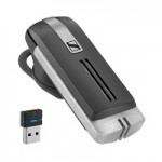 SENNHEISER PRESENCE GREY UC SINGLE-SIDED BLUETOOTH® HEADSET WITH USB DONGLE,