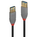 LINDY LINDY36762 PROLUNGA USB 3.0 TIPO A ANTHRA LINE, 2M