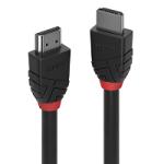 LINDY LINDY36470 CAVO HDMI HIGH SPEED BLACK LINE, 0.5M