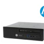 HP REFURBISH 311376456 HP REFURBISHED I3-3220 4GB 480SSD DVDRW W10P