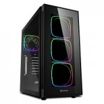 SHARKOON TG6 RGB ATX PC CASE