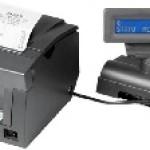 EPSON POS C31CB75014JD FP81II RT NAT LCD EDG 58MM ETH TAST 23 CUTTER ALIM
