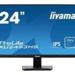 IIYAMA XU2493HS-B1 24 ETE ULTRA SLIM LINE 1920X1080 IPS 4MS 250CD/M2
