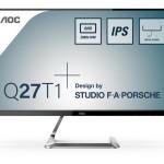 AOC Q27T1 27  16:9 2560X1440 IPS HDMI DP 350CD/M2