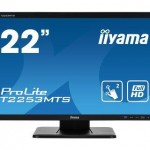 IIYAMA T2253MTS-B1 21,5  OPTICAL DUAL TOUCH 1920X1080, 220CD/M²