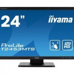 IIYAMA T2453MTS-B1 24 OPTICAL DUAL TOUCH 1920X1080 250CD/M² 1000 1