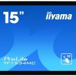 IIYAMA TF1534MC-B6X 15 PCAP BEZEL FREE 10P TOUCH SCREEN 1024X768