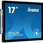 IIYAMA TF1734MC-B6X 17  PCAP BEZEL FREE 10P TOUCH WITH ANTI-FINGER