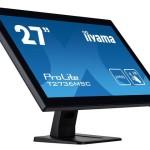 IIYAMA T2736MSC-B1 27 PCAP 10P TOUCH 1920X1080 VA-PANEL VGA/HDMI/DP