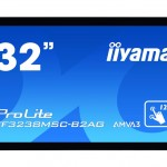 IIYAMA TF3238MSC-B2AG 32  TOUCH SCREEN 1920X1080 24/7 2XHDMI/DP/DVI/VGA