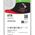 SEAGATE ST8000NE001 IRONWOLF PRO 8TB SATA3 3,5