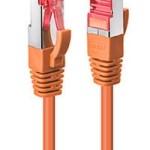 LINDY LINDY47805 CAVO CAT.6 S/FTP ARANCIONE, 0,3M