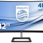 PHILIPS 328E1CA/00 32 4K GAMING CURVO LED VA AD.SYNC 4MS 2HDMI/DP