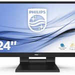 PHILIPS 242B9T/00 24 TOUCH 10 TOCCHI IPS IP54 VGA/DVI/HDMI/DP/USB