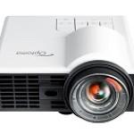 OPTOMA ML1050ST+ DLP WXGA 3D 1000AL 20.000 1 HDMI