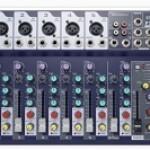 EMPIRE EMSP.F7USB MIXER F7-USB 7 CANALI