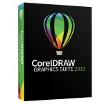 CO - COREL ESDCDGS2019EUUG CORELDRAW GRAPHICS SUITE 2019 UPGRADE ESD