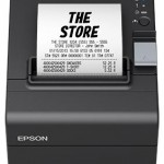 EPSON POS C31CH51012 TM-T20III ETH USB BLACK CUTTER+PS180
