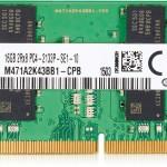 HP INC. 3TK84AT HP 16GB DDR4-2666 SODIMM