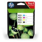 HP INC. 3HZ51AE HP 903XL CMYK INK CRTG COMBO 4-PACK