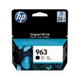 HP INC. 3JA26AE#BGX HP 963 BLACK ORIGINAL INK CARTRIDGE