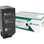 LEXMARK 75B20C0 TONER CS/X727/CS728 RETURN CYAN (10K )