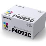 HP INC. SU392A SAMSUNG CLT-P4092C 4-PK CYMK TONER CRTG
