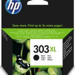 HP INC. T6N04AE#ABE HP 303XL BLACK ORIGINAL INK CARTRIDGE