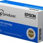 EPSON POS C13S020447 PJICI CYAN CARTUCCIA INK PER PP-100 E PP-50