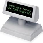 EPSON POS A61B133712A0 DM-D110BA VFD RS232 EDG STAND ALONE