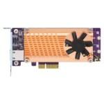 QNAP QM2-2S10G1TA QM2SERIES 2XSATA 2280 M.2 SSD SLOTS, PCIE GEN2
