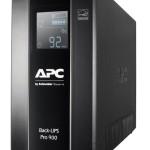 APC BR900MI BACK UPS PRO BR 900VA, 6 OUTLETS,AVR,LCD INTERFACE