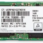 HP INC. 1PD60AA HP Z TURBO DRIV 512GB TLC Z4/6 G4 SSDKIT