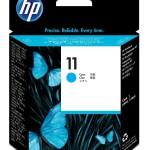 HP INC. C4811A HP NO 11 CYAN PRINTHEAD
