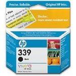 HP INC. C9504EE HP 339 BLACK CARTRIDGE TWO PACK