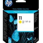 HP INC. C4813A HP NO 11 YELLOW PRINTHEAD